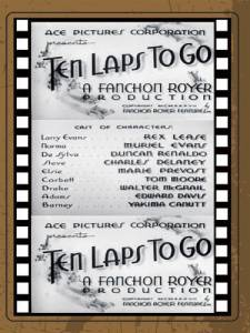 Ten Laps to Go - (1936)