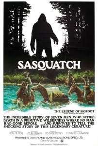 Sasquatch: The Legend of Bigfoot - (1976)